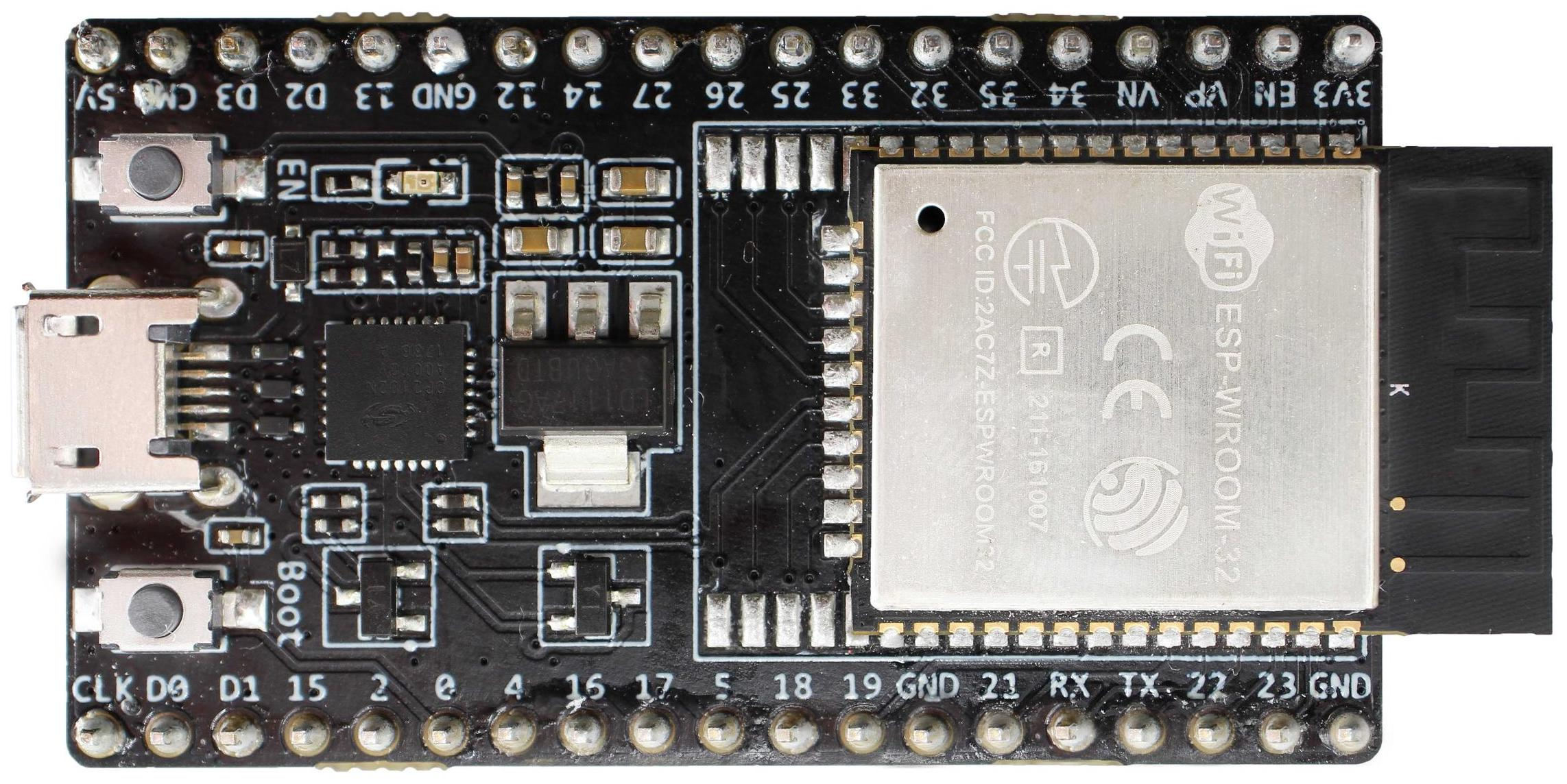 اسپرسیف ESP32-DevKitC